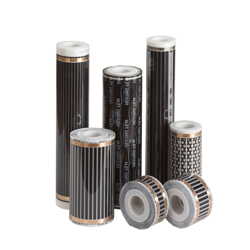 [FIR HeatZone] OEM Products are possible to manufacture High Quality Carbon Heating Element (Heating Film)