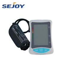 Light Portable Fully Automatic Hospital Blood Pressure Checking Usb Talking Blood Pressure Monitor