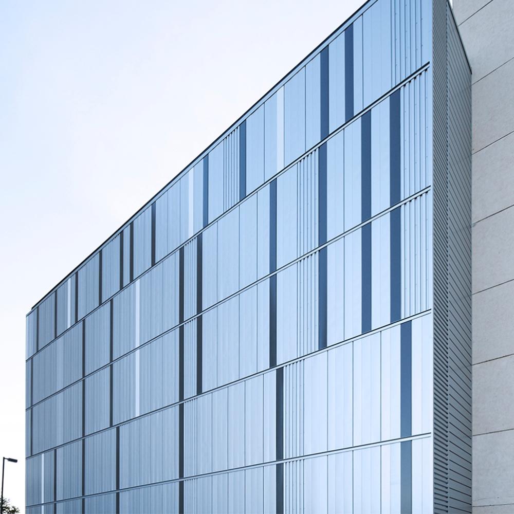 High Performance Energy Saving Facade Double Glazing Panel