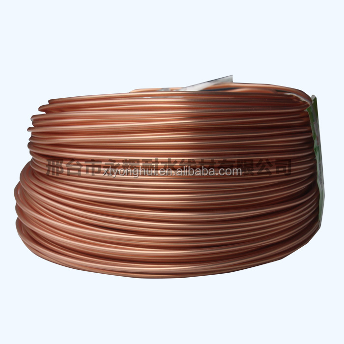 Copper Winding Wire And Price Pe Insulation Pa Coating Submersible ...