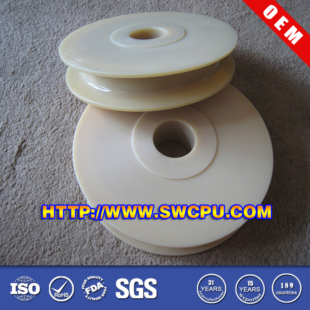 Small Plastic Wire Rope Pulley Wheels - Buy Wire Rope Pulley Wheel ...