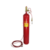 auto fire extinguishing system, fire extinguisher tube, fire detection firetrace extinguisher for small enclosures