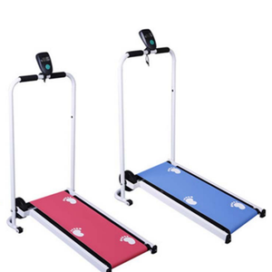 Manufacturer direct-sales household folding silent treadmills fitness equipment electric mini treadmills