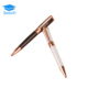 Personalized gift ball pen metal pens ballpoint rose gold pen with logo