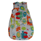 cotton printing baby sleeping bag pattern for winter