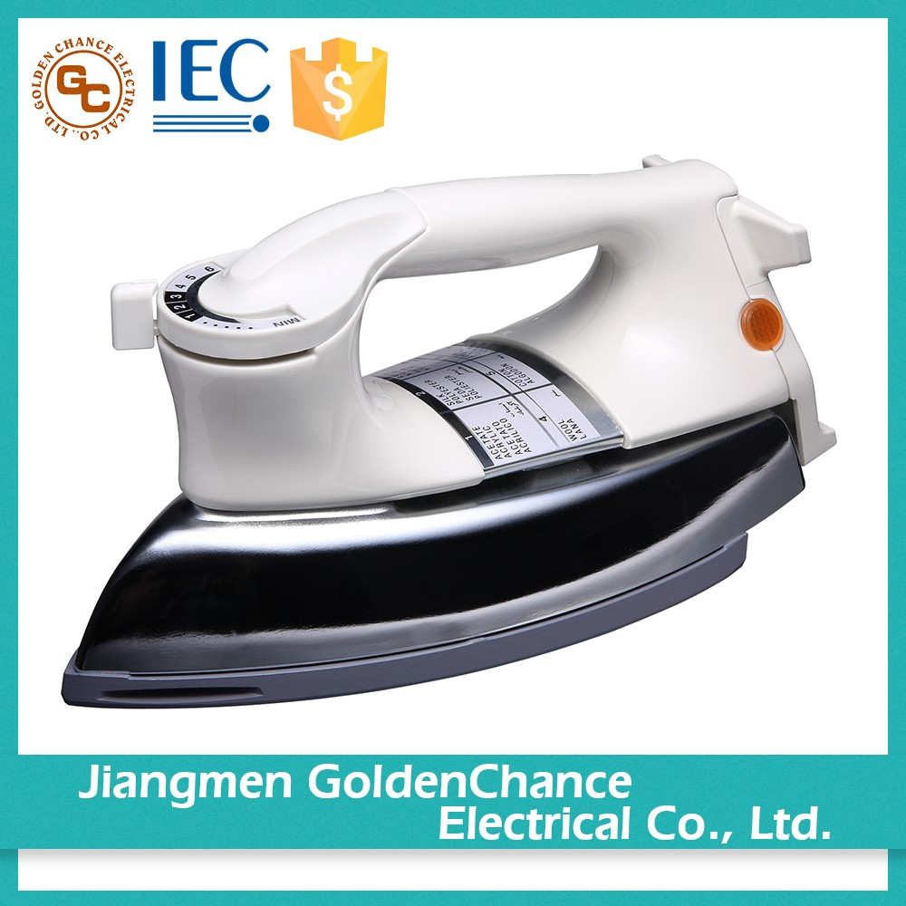 Hottest Quality Guaranteed 1000W Heavy Electric Iron