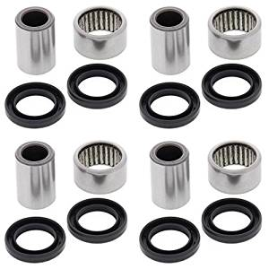 ALL BALLS Complete Shock Bushing Kit Front or Rear Lower for Arctic Cat 400 FIS