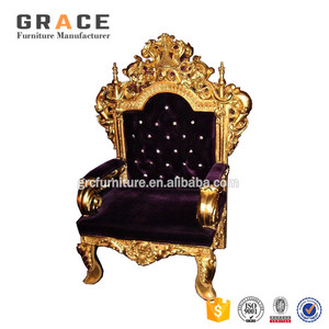 gold king chair wholesale ghost spa tech pedicure chair