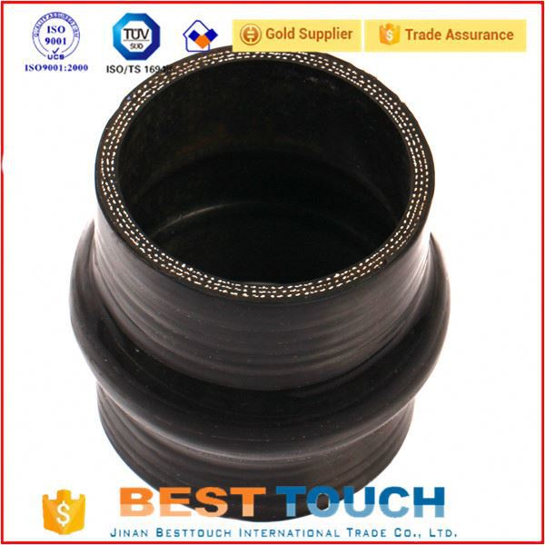 High quality customized sanitary hose for VOLKSWAGEN GOLF MARK IV 1.8T SILICONE INTAKE BOOST KIT
