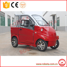 Chinese Four Seat Mini Electric Car / new mini car battery power electric golf car
