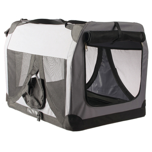 Oxford Tented Breathable Washable Outdoor Travel Pet Carrier