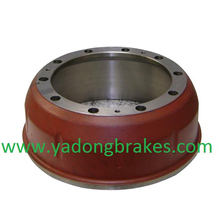 Heavy duty truck brake drum OEM 3524210401 for actor