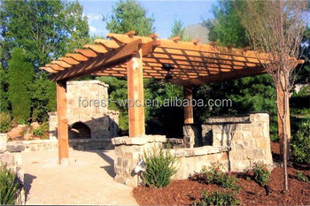 Frstech Wpc Products Wpc Decking & Composite Wood Pvc Pergola - Buy ...