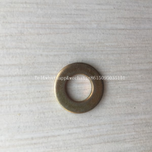 Carbon steel gasket wave washer spring washer