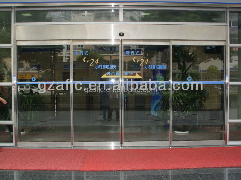 Guangzhou Coulissante OuvrePorte Automatique Systme De Porte