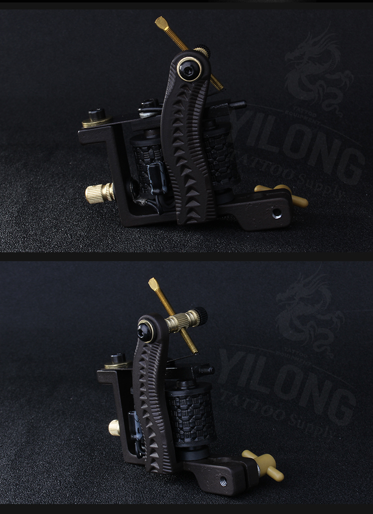Yilong Custom best coil tattoo machines on the market factory for tattoo machine-16