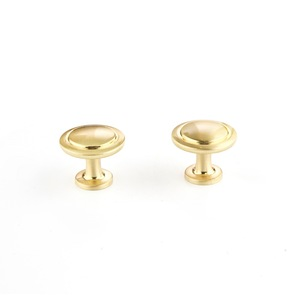 Modern Gold Furniture Knob Kitchen Cabinets Drawer Handles