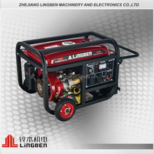Lingben China best sell small size generator honda 2 kva