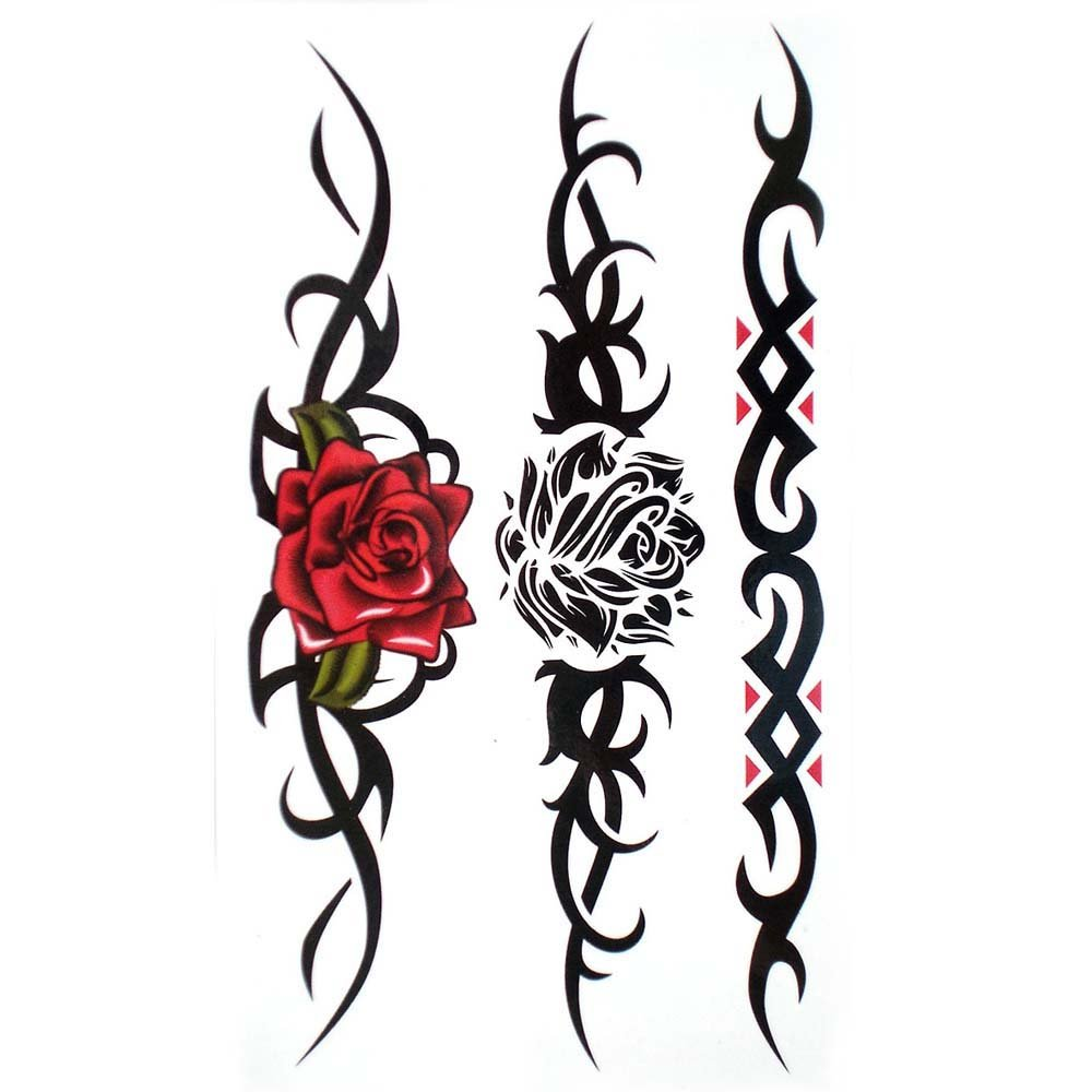 Cheap Sexy Rose Tattoo Find Sexy Rose Tattoo Deals On Line At
