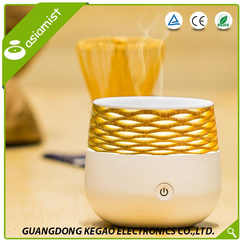 Alibaba gold supplier nice bedroom room ABS essentail oil diffuser