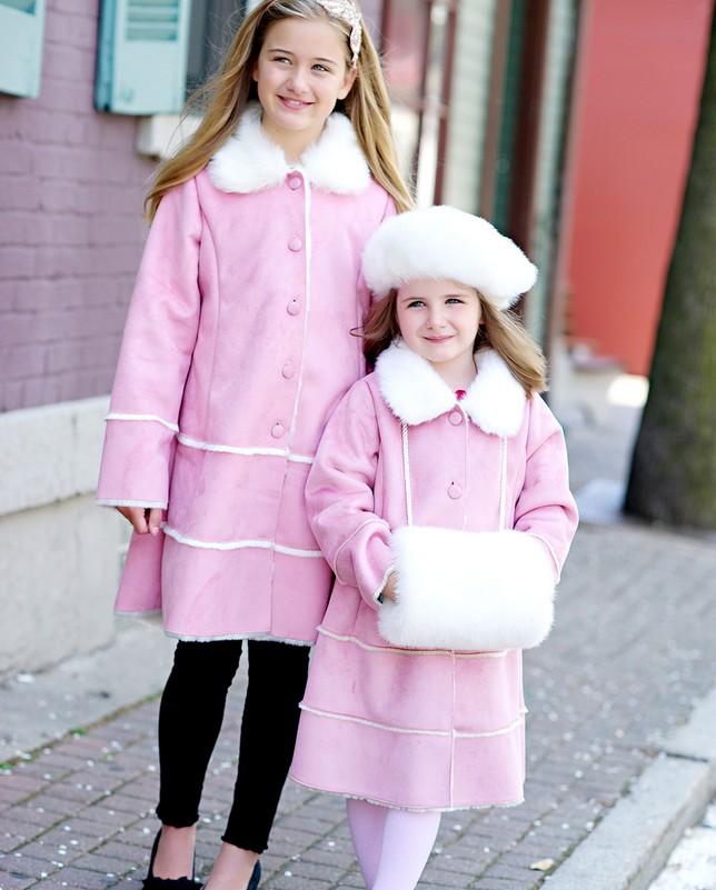 Parka Kids Wear 2014 Coat Jackets For Children Clothing Factory