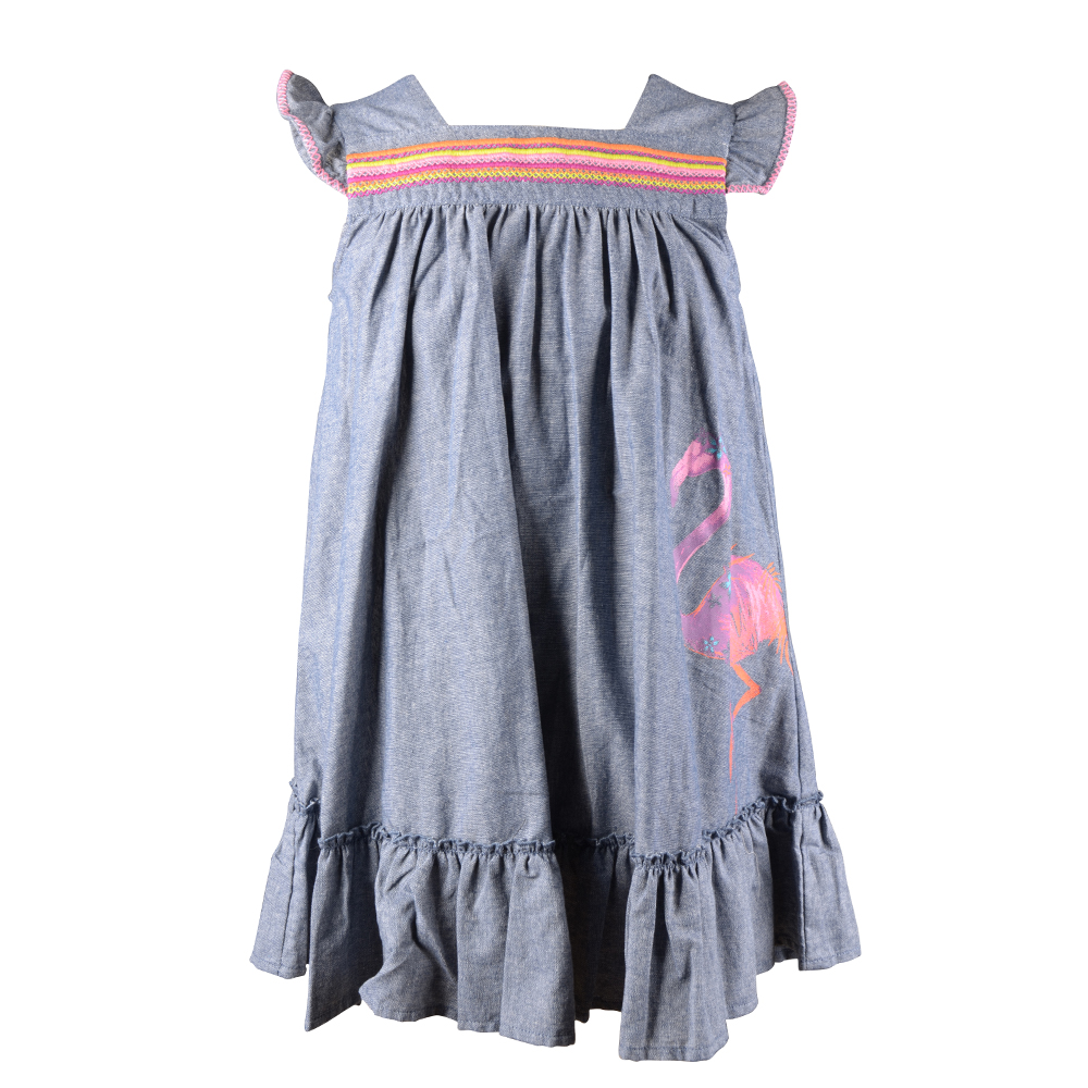 kids clothes girl casual dress