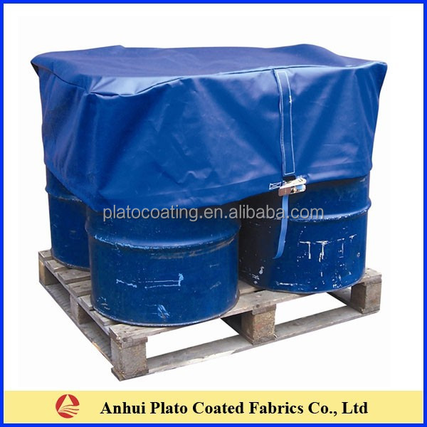 B che pvc r utilisable palettes housses tissu pour sac id for Prix bache pvc