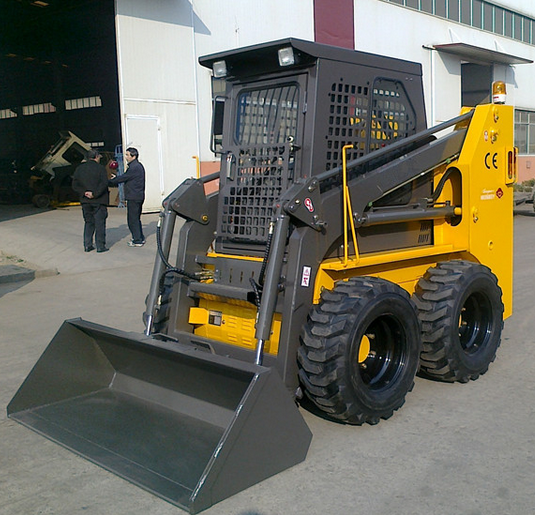 2014 hot sale mini skid steer loader attachments for sale