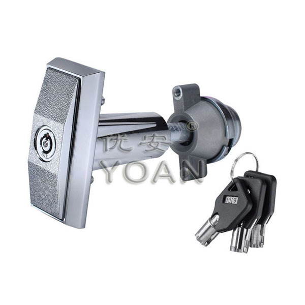 never broken T-joint canbinet lock with cheap price