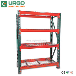 2018 Hot Sell USA Teardrop Steel Pallet Rack Selective Steel Tire Rack