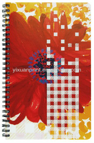 8 subject spiral notebook