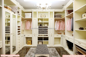 solid wood bedroom closet french wardrobe