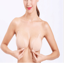 2017 High Quality Invisible Adhesive Bra With String Push Up Bra For Women
