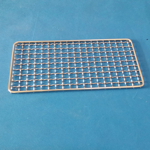 Stainless Steel BBQ Grill Wire Mesh BBQ Net Made in China Supplier