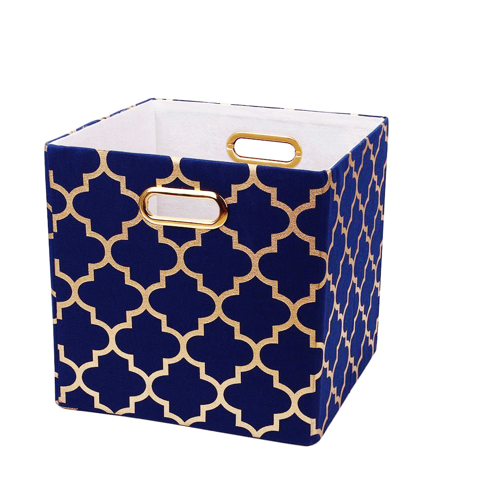 Foldable Storage Bins Boxes Cubes Container Organizer Baskets Fabric  Drawers For Bedroom,Closet,Toys,Thick Cloth With Shimmer - Buy Toy Storage  ...