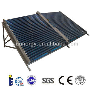 Sun energy 50 tubes vacuum tube solar collector