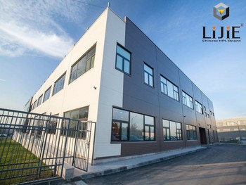 Lijie Brand Durable HPL Exterior Wall Caddding Phenolic Resin Panel