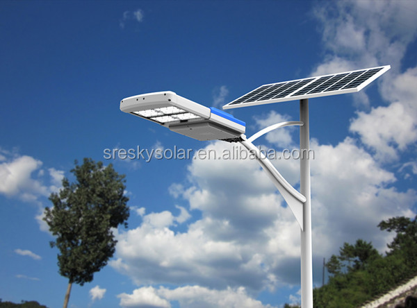 High Lumens Solar Light Pipe With Pole Speedway Lamp Product