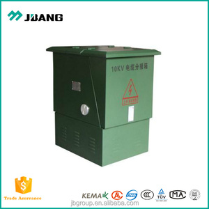 High voltage cable branch box 11kv power distribution cabinet from Manufacturer