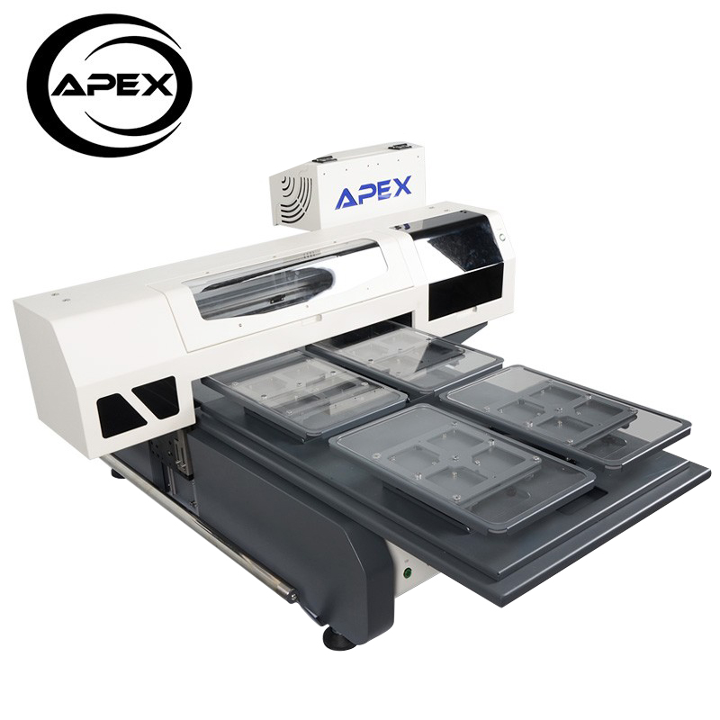 Apex A3 Dtg Printer Digital T-shirt Printing Machine With Economic Price -  Buy 3d T-shirt Printing Machine,Automatic T-shirt Printing Machine,Digital