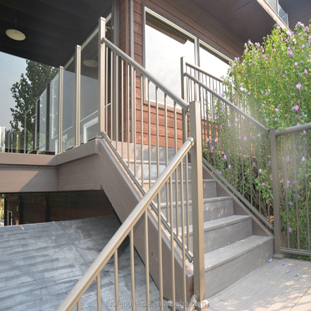 disegno Railing veranda : ... installazione Flessibile del Metallo di Disegno ringhiera del balcone