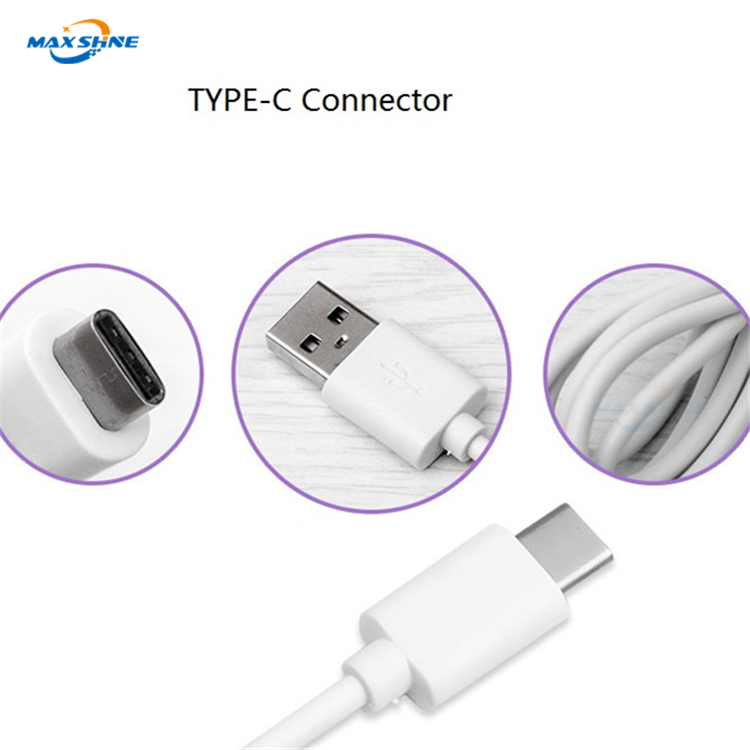 Maxshine Original Type C Charger Cable Data Sync Usb Cable For Huawei For Xiaomi,For One Plus Type-C Usb Cable