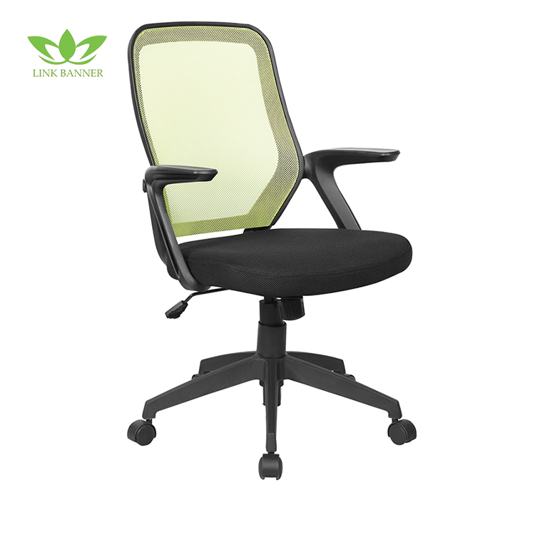 Modern ergonomic visitor mesh office chair,meeting room workwell chair