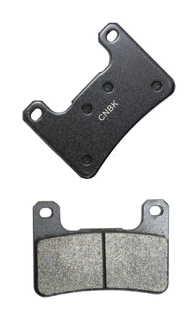 Kaw ZX10R Suz GSXR600//750//1000 Honda CBR600//1000 EBC//FA436 Brake Pads Rear