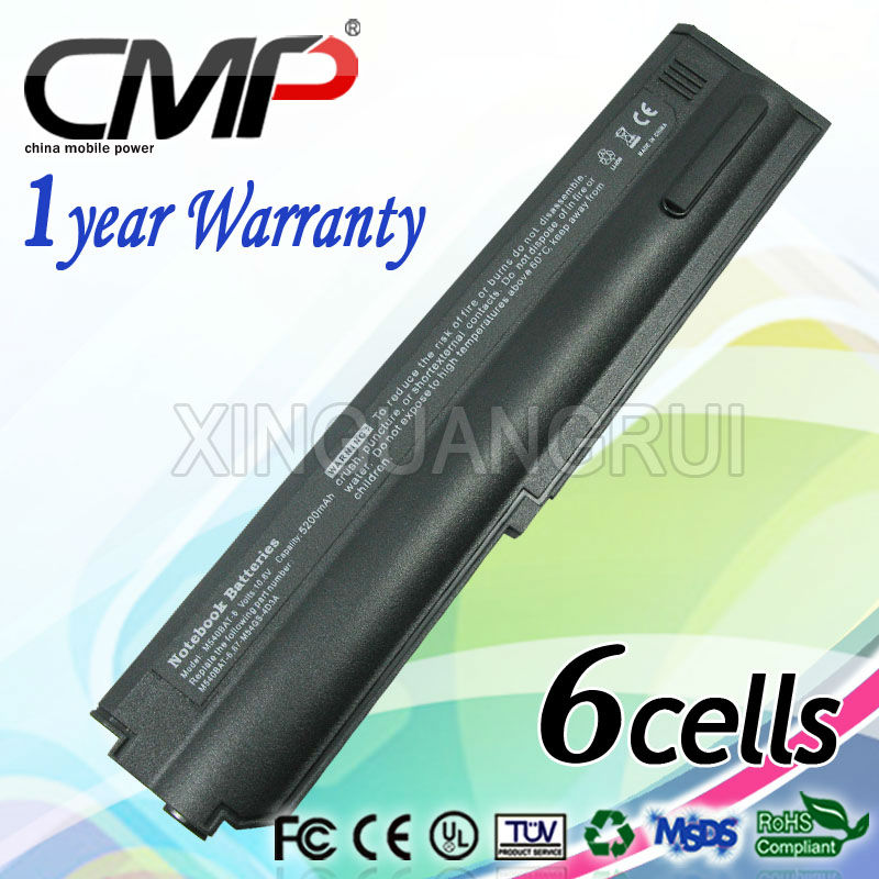 6 Cell 4400mAh Laptop Notebook battery for Clevo MobiNote M54G M54V M54x M540G M540V M545G M545V M551G M551V M540BAT-6 KB19011
