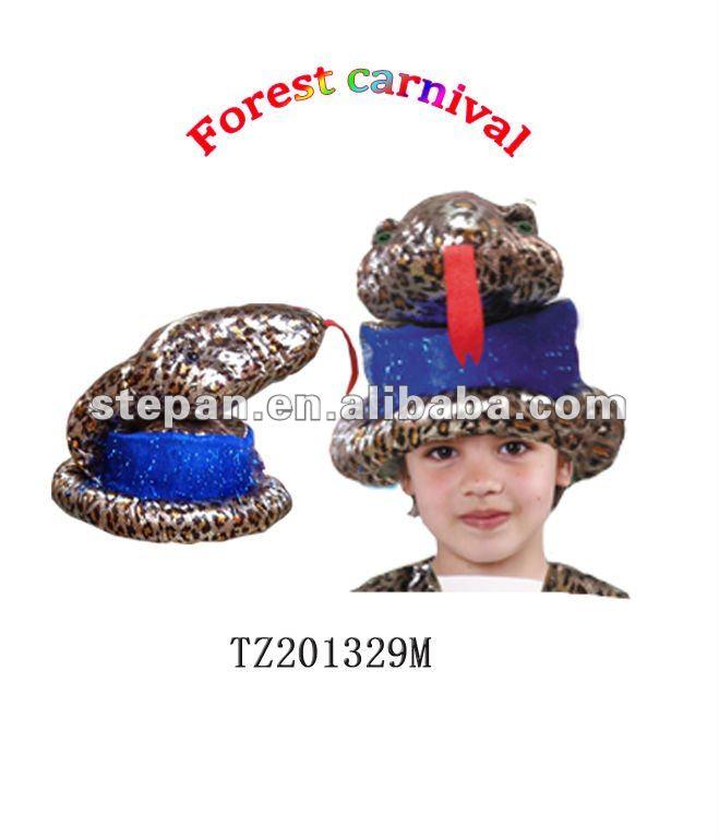Catálogo de fabricantes de Serpiente Animal Sombrero de alta calidad ...