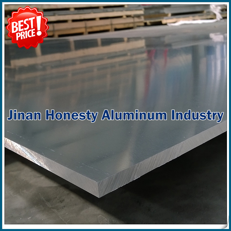 6061 t6 aluminium sheet for board of railway carriage