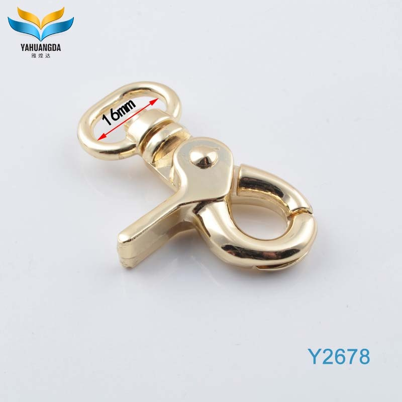 metal hook buckles and hardware china for pet