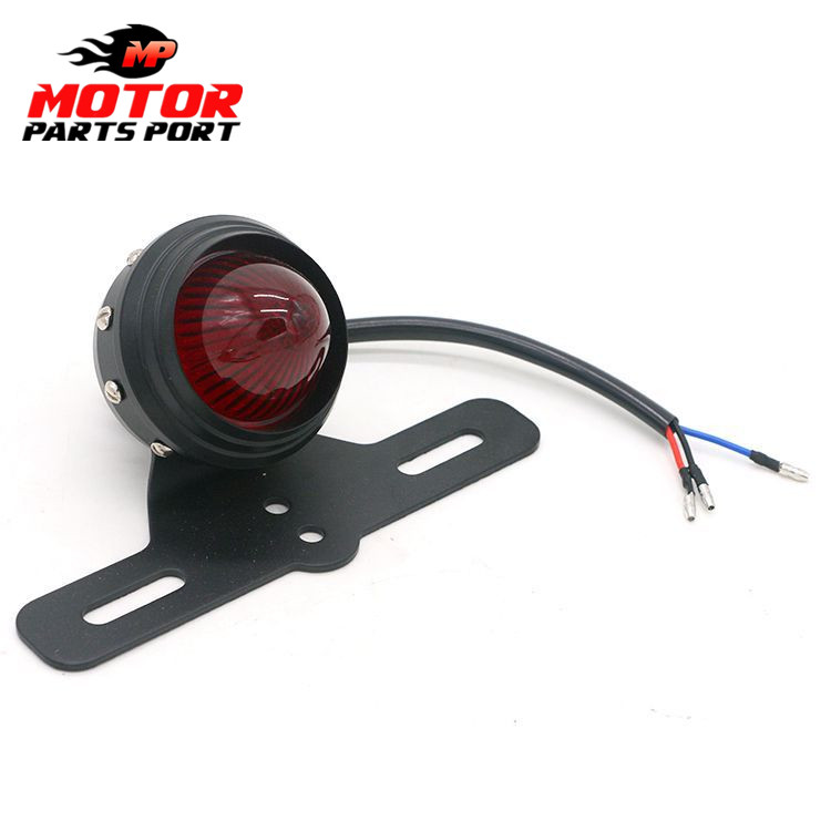 Motorcycle Rear Brake Stop Tail Light For Harley cafe racer Motorbike
