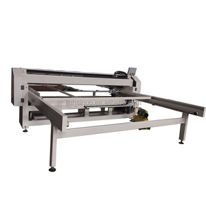 Factory direct new coming double head single needle quilting machine